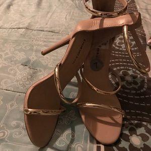 Bebe designer heels